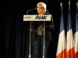 [LIVE] Le Pen en Aveyron : «J'aime la France rurale, la France des petites villes»