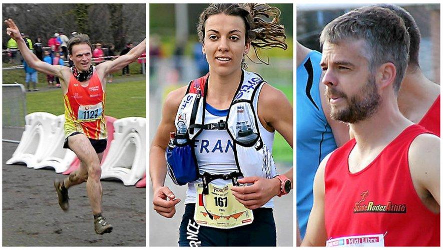 Trois Ruthénois en lice au championnat de France semi-marathon
