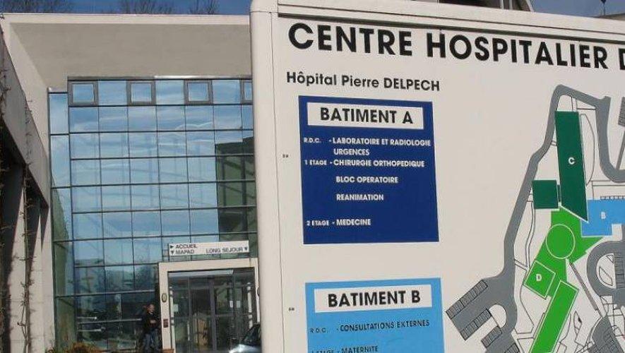 Le sort de l'hôpital est en jeu.
