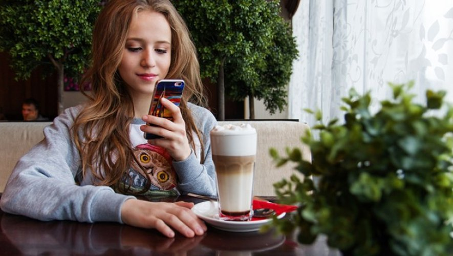 La temps passé sur internet en forte hausse chez les plus jeunes