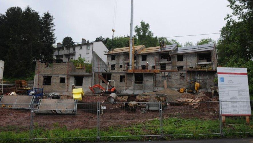 Les projets immobiliers représentent un investissement important.