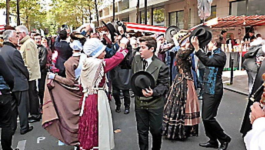 L'Aveyron séduit Paris au marché de Bercy
