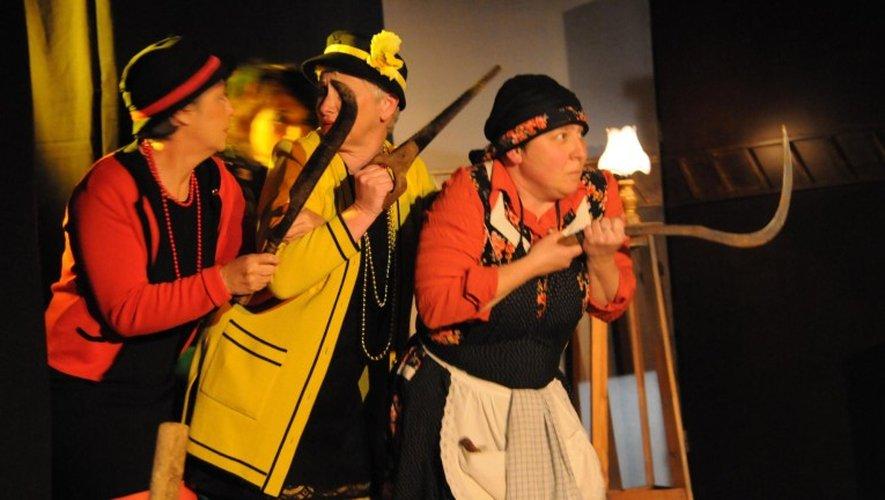 Une nouvelle création du Teatre de Pas Res sera présentée à Compolibat.