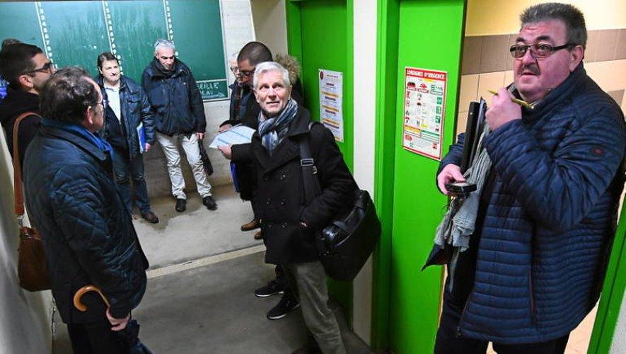 La mise aux normes du stade Paul-Lignon en cas de montée en Ligue 2 du Raf a été dictée par la visite, début janvier,