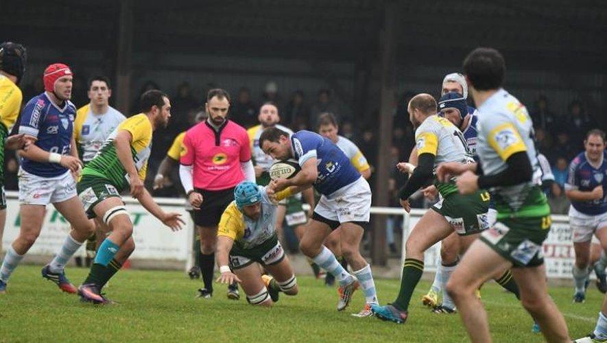 Le Sporting s'offre le derby face à LSA