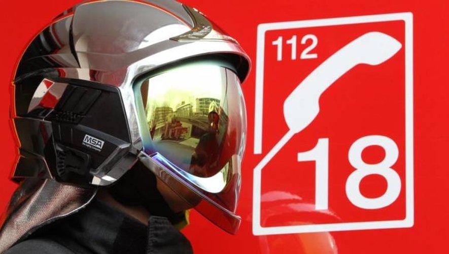 Aveyron: une nouvelle agression contre un sapeur-pompier!