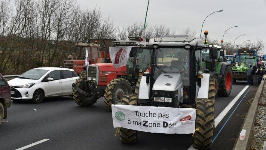 Agriculteurs en colère : plusieurs axes routiers perturbés autour de Toulouse et Montauban