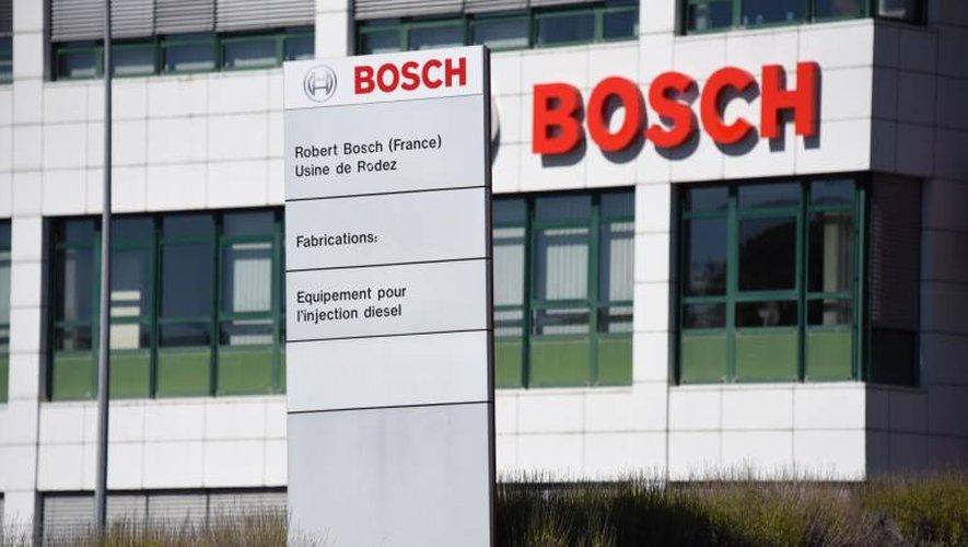 Bosch : les salariés dans l'attente de la feuille de route de la direction