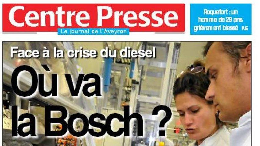 Enquête : Comment sauver la Bosch ?