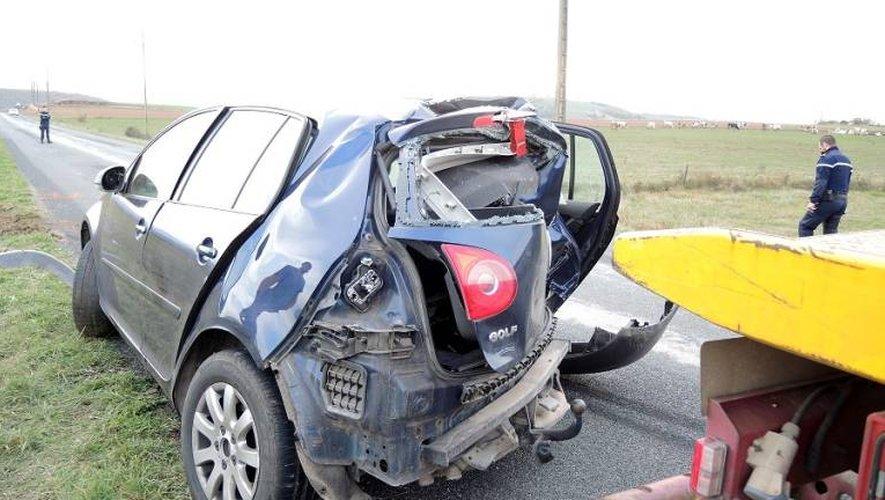 Accident de Belmont-sur-Rance : le jeune conducteur est décédé