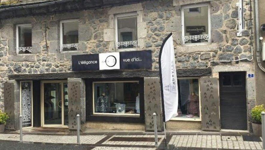 Bras vient d'ouvrir à son tour une boutique en centre-ville.