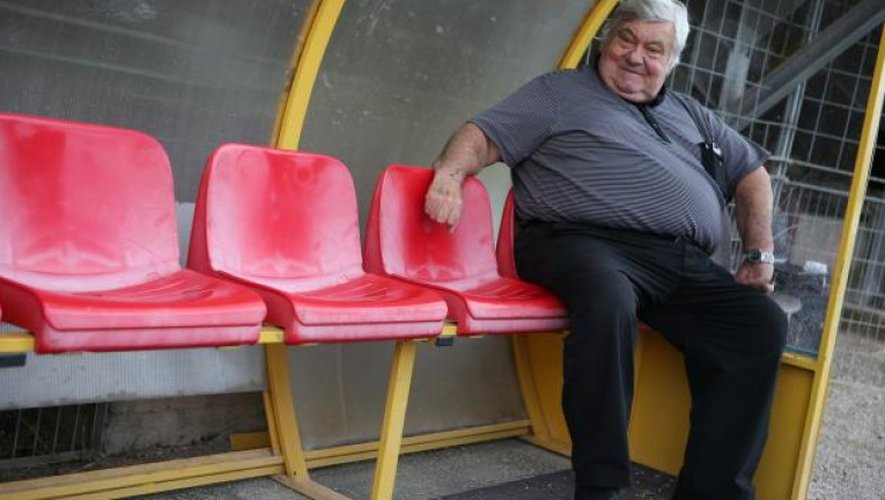 Louis Nicollin, ici à Paul-Lignon l'an dernier.