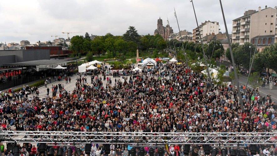 Le festival a séduit 30000 personnes selon les élus.