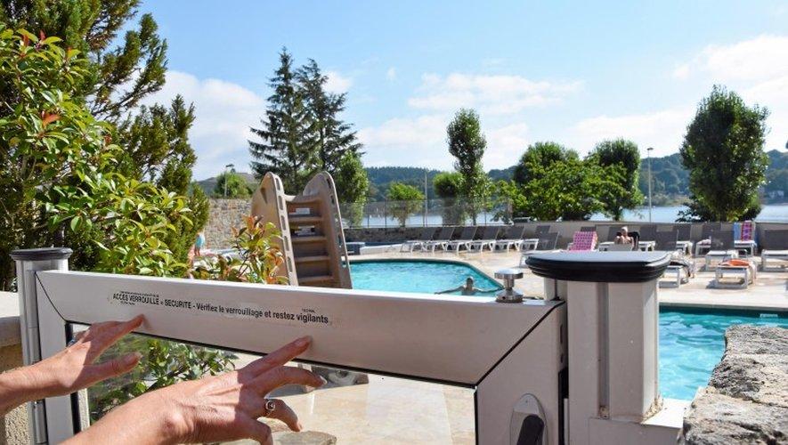 Les piscines font l'objet d'une stricte réglementation.