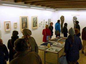 A Villefranche, l'exposition « Hors cadre » impressionne