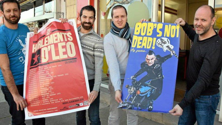 Les jeunes organisateurs d'Esta Poulit proposent encore cette année un plateau musical de choix.