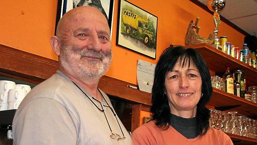 Jean-Pierre et Chantal font vivre la station de Brameloup toute l'année.