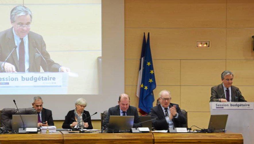 Jean-François Galliard a présenté hier les grandes lignes du budget 2018.