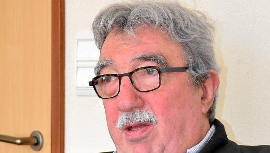 Jean-Marc Calvet, 66 ans, effectue actuellement son 3e mandat de maire.