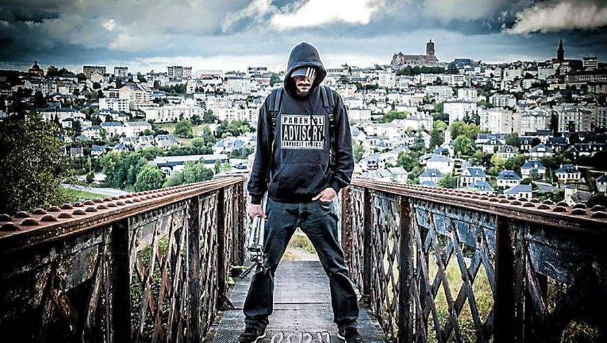 Le rappeur ruthénois Ronin se produira aux côtés de Vito Yoov.