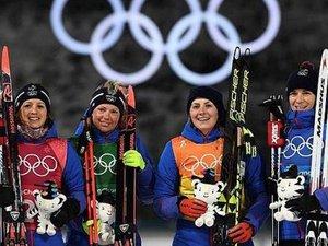 JO. Le biathlon régale, et la France égale son record de médailles