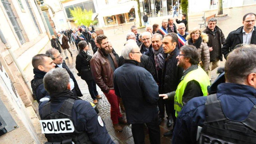 Reçus en préfecture la semaine dernière, plusieurs agriculteurs aveyronnais sont attendus aujourd'hui au Palais de l'Elysée.