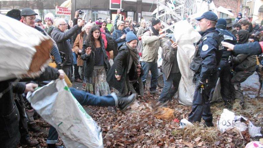 L'homme a été interpellé lors de la manifestation organisée à Rodez, le 21 janvier dernier.