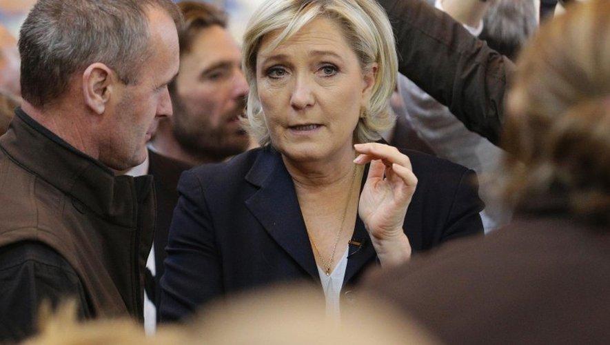 Et si la venue de Marine Le Pen à Rignac n'était qu'une intox?