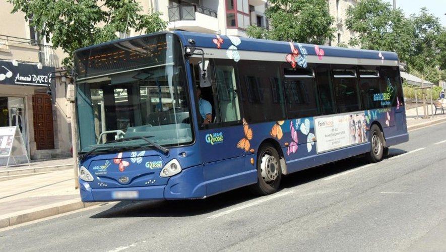 Les chauffeurs n'ont que la solution de rouler vitre ouverte... (José A. Torres / Centre Presse Aveyron)