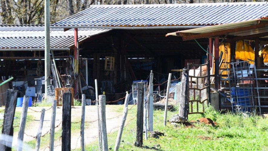 La victime a été tuée lundi dans son hacienda de La Capelle-Balaguier.