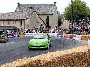 EN VIDEO. Rallye du Rouergue : les équipages aveyronnais à l'épreuve de Moyrazès