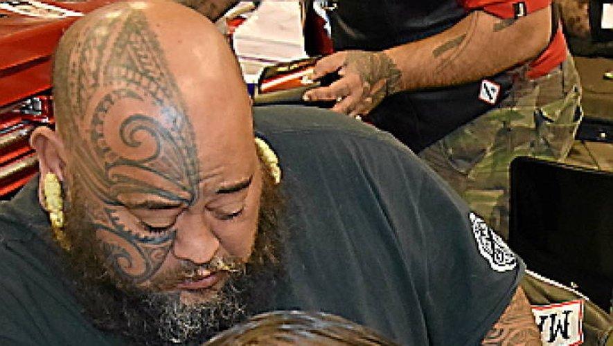 IMAGES. Decazeville : retour sur la première convention du tatouage