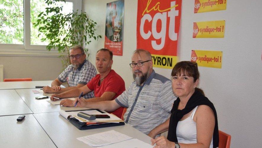 Les militants CGT interpellent les pouvoirs publics et les nouveaux députés pour la création d'un front commun pour soutenir la filière automobile.