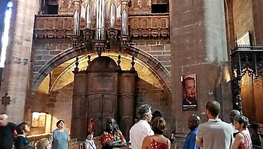Les concerts sont aussi l'occasion de découvrir le magnifique orgue.