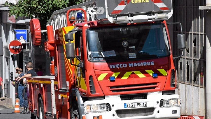 Rodez : la rue Béteille bloquée par les pompiers pour une chaudière défectueuse