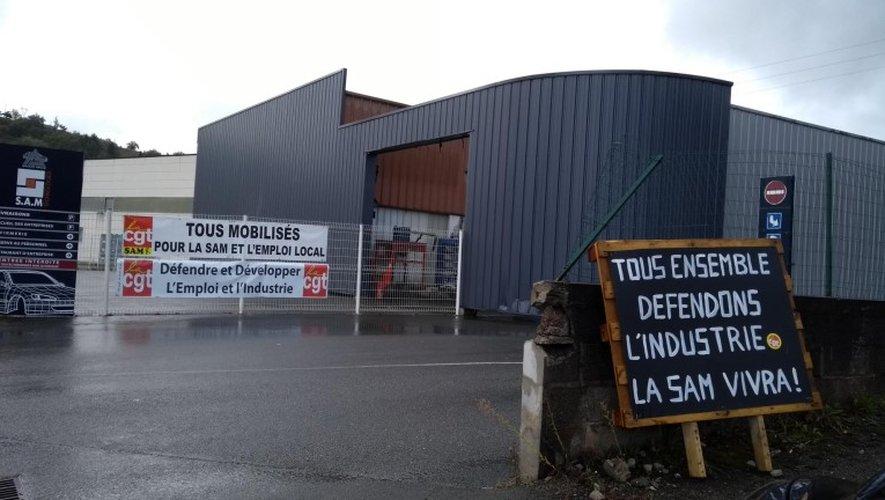 L'usine decazevillo-viviézoise toujours dans l'expectative.