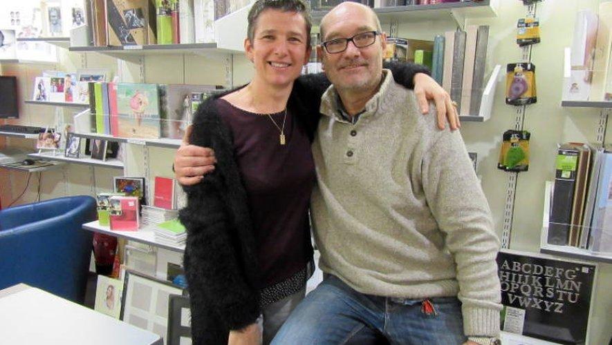 Un prolongement pour Stéphanie Duval Marty, avec, ici, son ancien patron Christian Bousquet