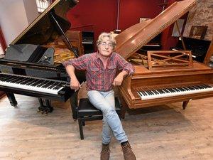 Rodez : l'atelier de Serge Delbouis fête ses 30 ans et s'ouvre au public