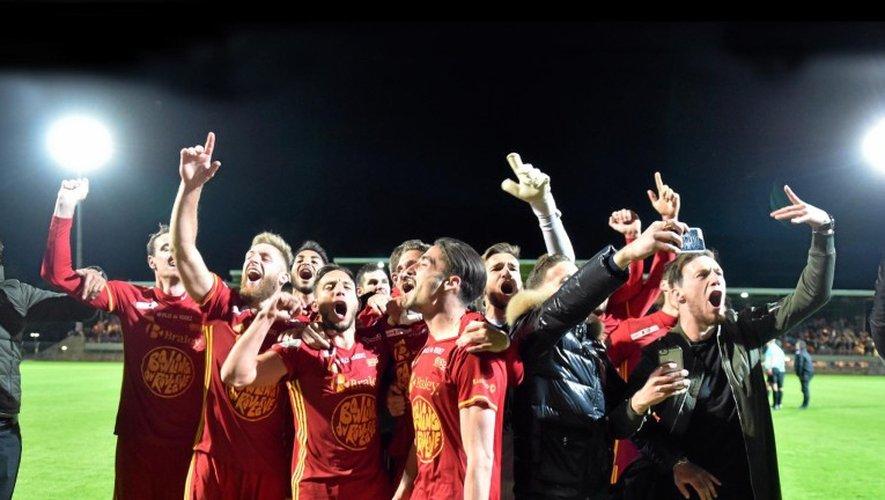 A deux matches de la fin de la saison du championnat de CFA (ce 13 mai à Toulon, et la réception de Colomiers le 20 mai), le Raf est déjà assuré d'accéder au National 1 la saison prochaine.