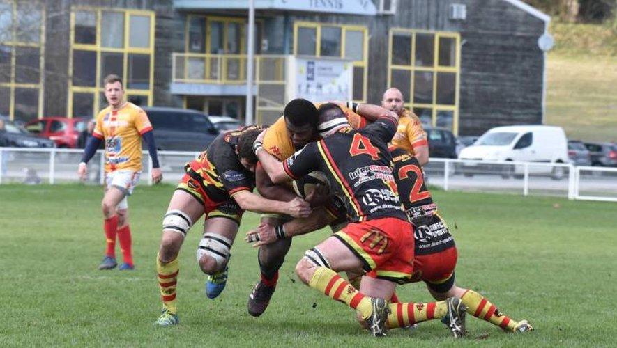 Rugby : le match du SRA reporté