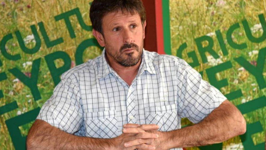 Dominique Fayel est président de la FDSEA depuis 2009.