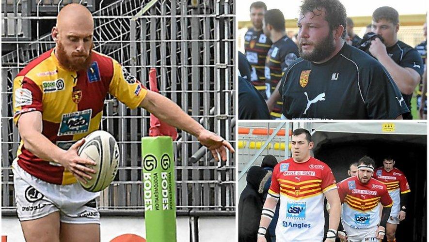 Rugby: les premiers départs du Stade Rodez Aveyron sont connus