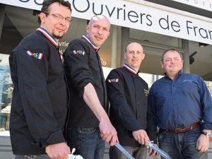Vent d'Aubrac, la coutellerie aux trois Meilleurs ouvriers de France