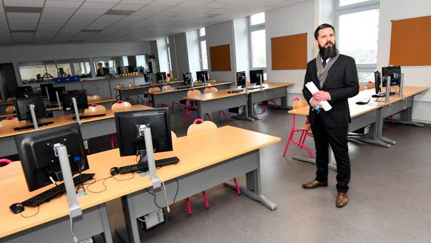Une nouvelle enveloppe de 500 000€ pour la rénovation du collège Fabre à Rodez