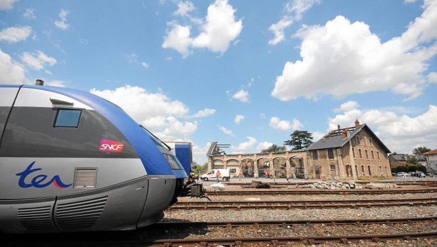 Verra-t-on encore des TER partir de la gare de Rodez dans une dizaine d'années ?
