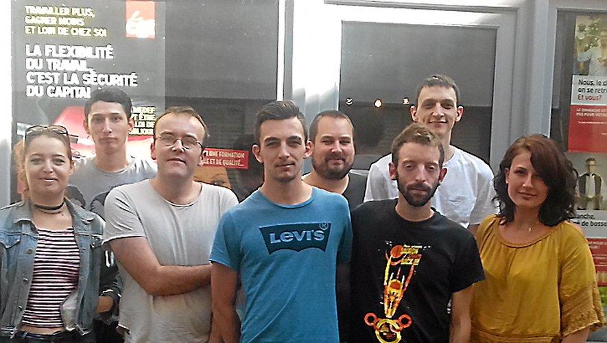 Les salariés du McDonald's de Villefranche-de-Rouergue en grève illimitée