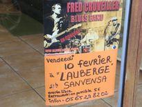 L'Auberge de Sanvensa jongle avec les notes blues