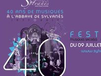 Festival de l'Abbaye de Sylvanes : gagnez vos places de concert !