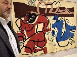 Les visages multiples de Le Corbusier dévoilés au musée Soulages