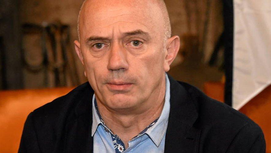 Jean-Pierre Authier, président de la Fédération de chasse de l'Aveyron.